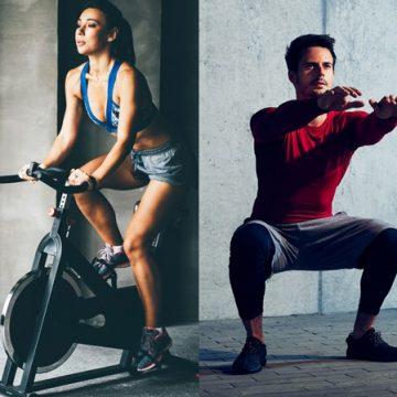 Bike & Legs Training NEW